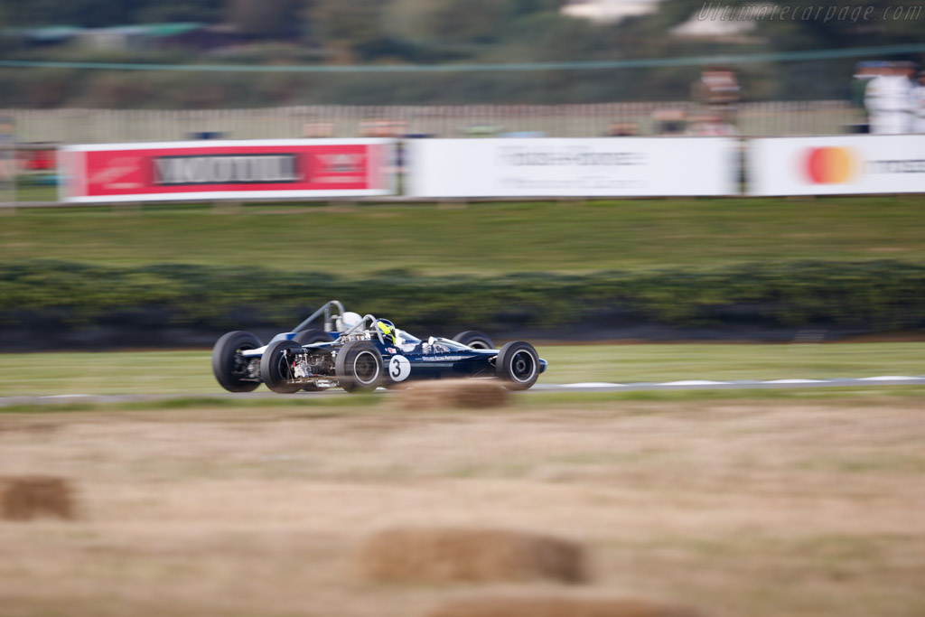 Lola T60 - Chassis: SL60/4 - Entrant: Rob Shanahan - Driver: Ben Mitchell  - 2018 Goodwood Revival