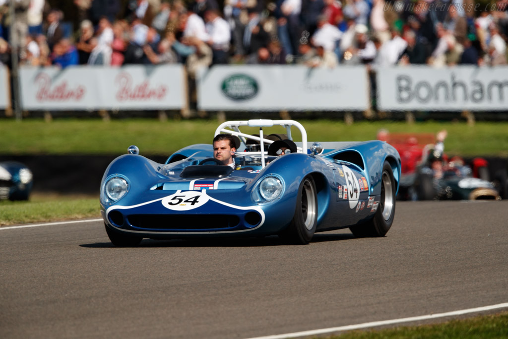 Lola T70 Mk2 - Chassis: SL71/24   - 2018 Goodwood Revival
