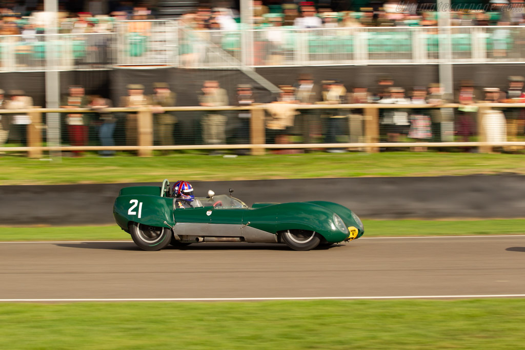Lotus 15 - Chassis: 613 - Entrant / Driver Oliver Bryant - 2018 Goodwood Revival