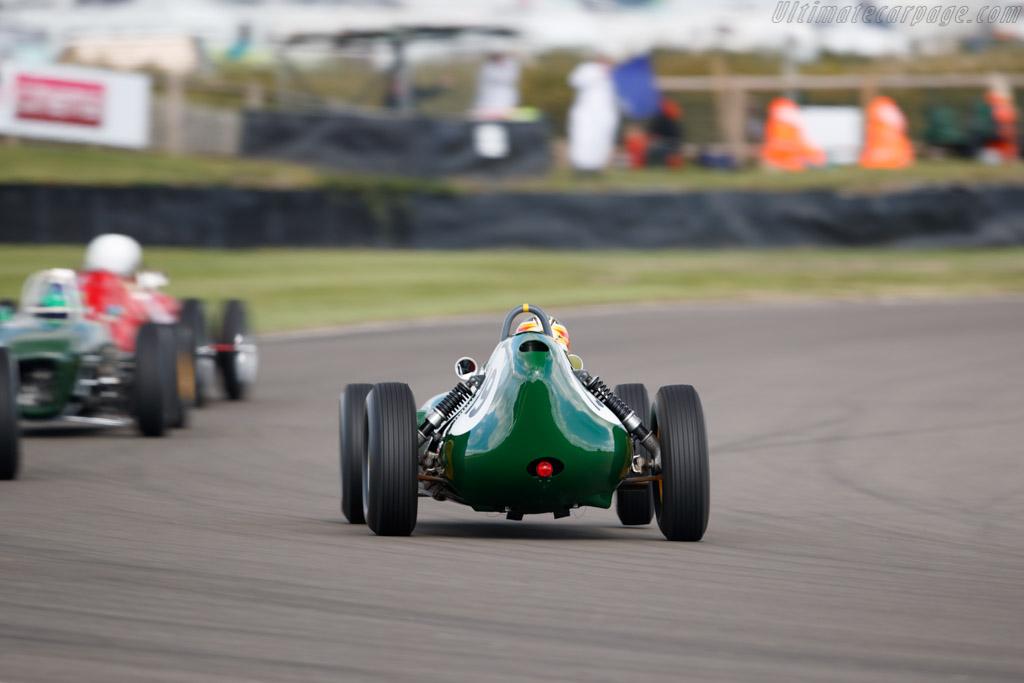 Lotus 16  - Entrant / Driver Joaquin Folch-Rossignol  - 2018 Goodwood Revival