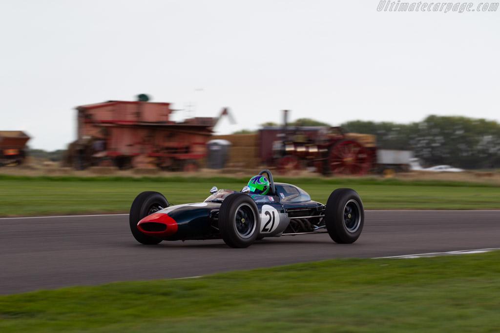 Lotus 24 BRM  - Entrant: Alan Baillie - Driver: Sam Wilson  - 2018 Goodwood Revival
