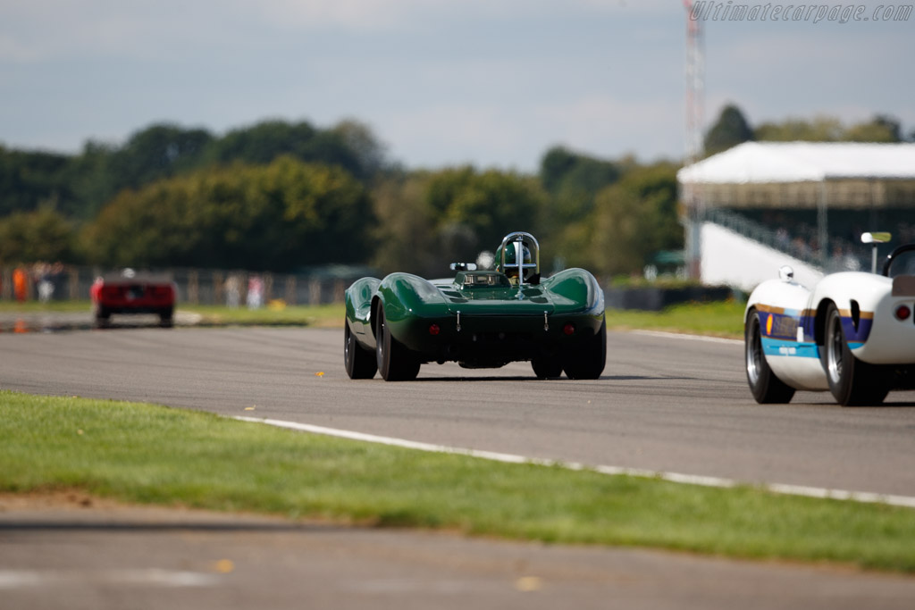 Lotus 30 - Chassis: 30/L/7 - Entrant / Driver Anthony Schrauwen  - 2018 Goodwood Revival