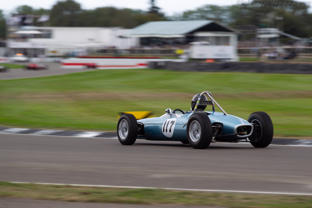 Lynx T3 - Chassis: 117 - Entrant / Driver David Kent  - 2018 Goodwood Revival