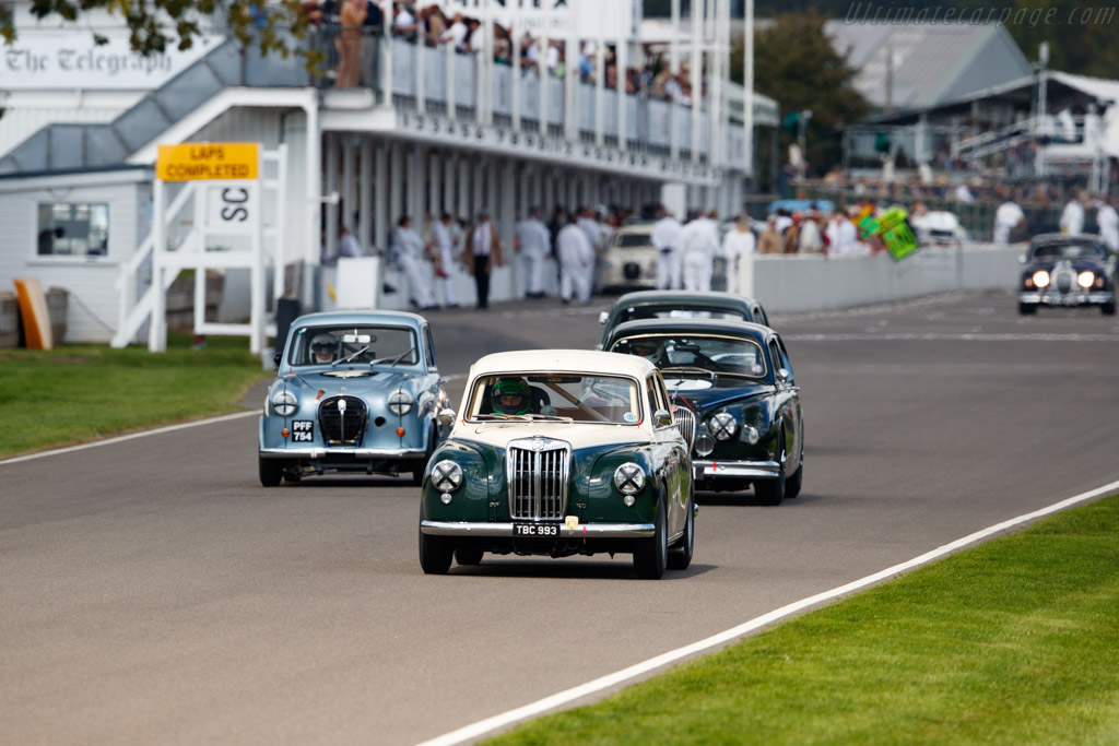MG Magnette ZB  - Entrant / Driver Nick Maton  - 2018 Goodwood Revival