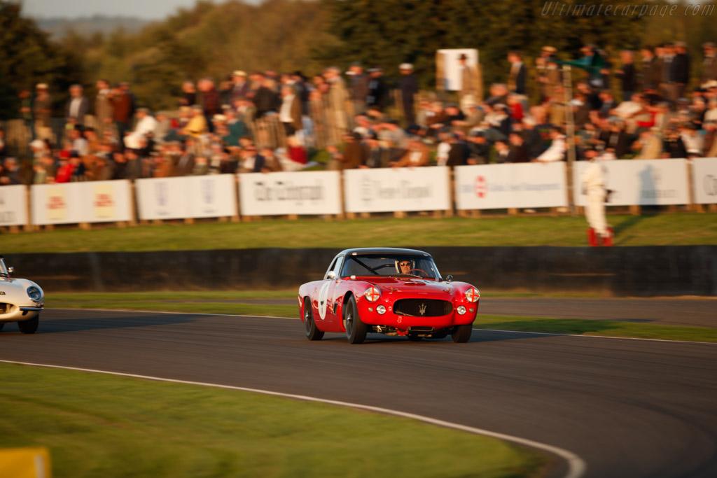 Maserati 3500GT - Chassis: AM101.590 - Entrant: Stefano Rosina - Driver: Stefano Rosina   - 2018 Goodwood Revival