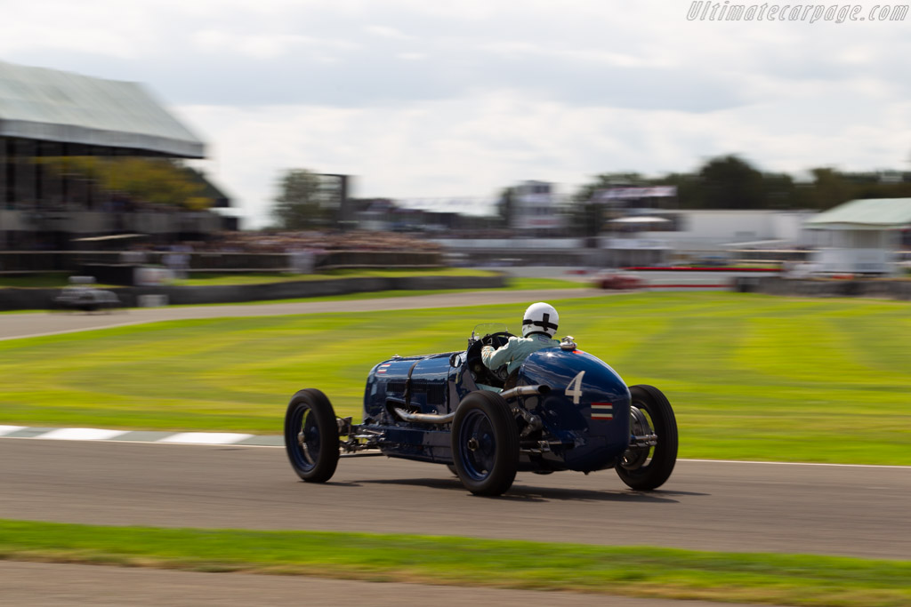 Maserati 8CM - Chassis: 3011 - Entrant: Chris Jaques - Driver: Robert Newall  - 2018 Goodwood Revival