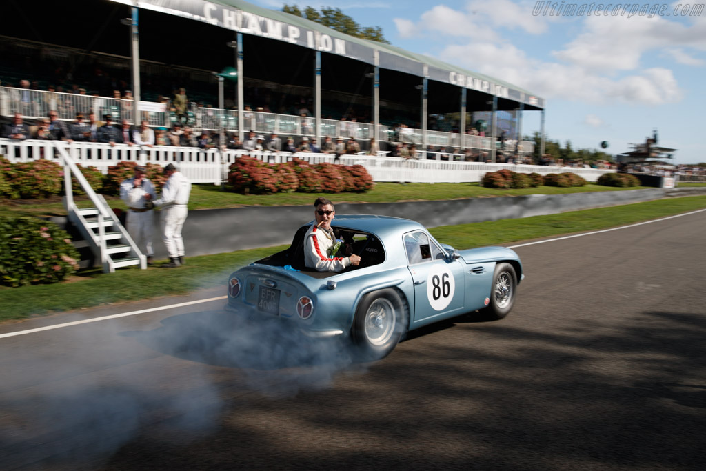 TVR Griffith 400  - Entrant: Mike Whitaker - Driver: Mike Whitaker / Mike Jordan - 2018 Goodwood Revival