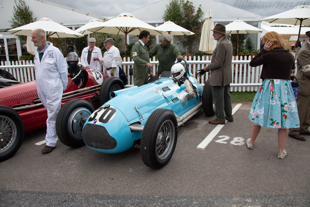 Talbot-Lago T26C  - Entrant / Driver Luc Brandts  - 2018 Goodwood Revival