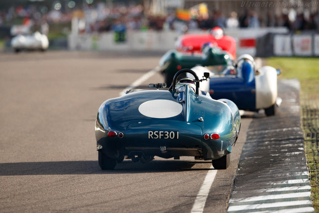 Tojeiro Jaguar - Chassis: TAD 1-59 - Entrant / Driver James Cottingham  - 2018 Goodwood Revival