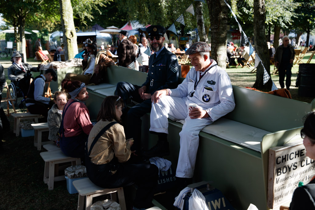 Welcome to Goodwood    - 2018 Goodwood Revival