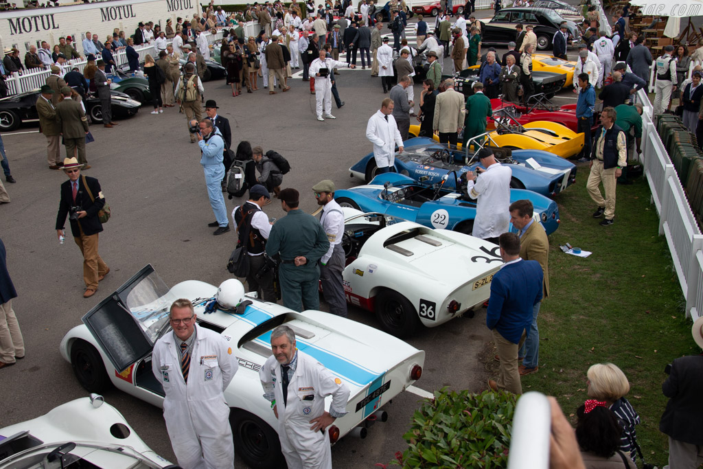 Whitsun Trophy    - 2018 Goodwood Revival