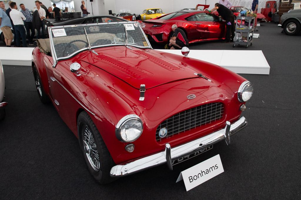 Allard Palm Beach Mark I Convertible - Chassis: 21Z-5169   - 2018 Goodwood Revival
