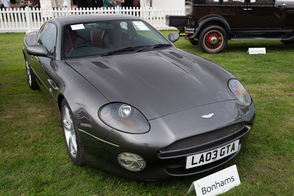 Aston Martin DB7 GTA Coupe - Chassis: SCFAB12323K303822   - 2018 Goodwood Revival
