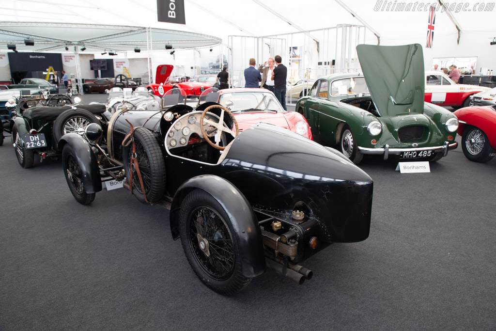 Bugatti Type 30 - Chassis: 4238   - 2018 Goodwood Revival