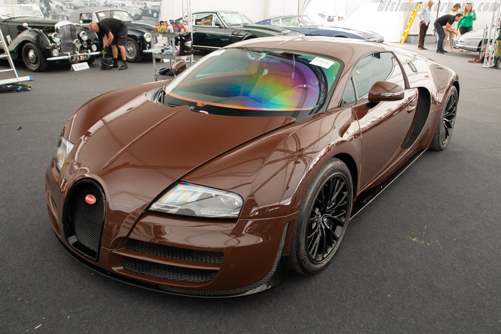 Bugatti Veyron 16.4 Super Sport - Chassis: VF9SG25243M795038   - 2018 Goodwood Revival