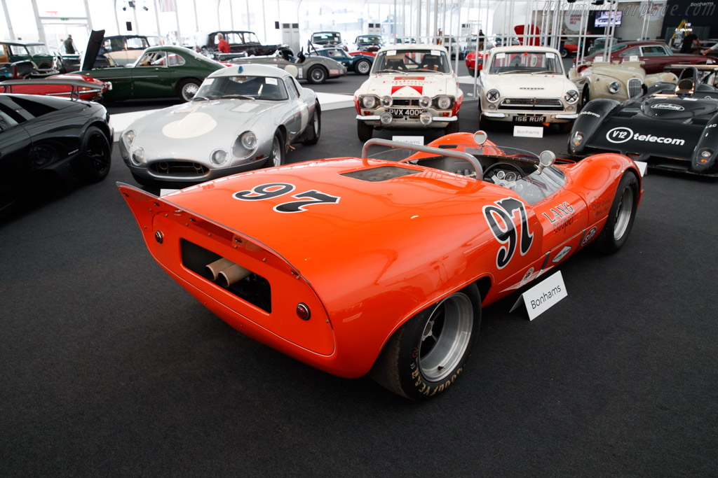 Cooper Shelby King Cobra - Chassis: CM/1/64   - 2018 Goodwood Revival