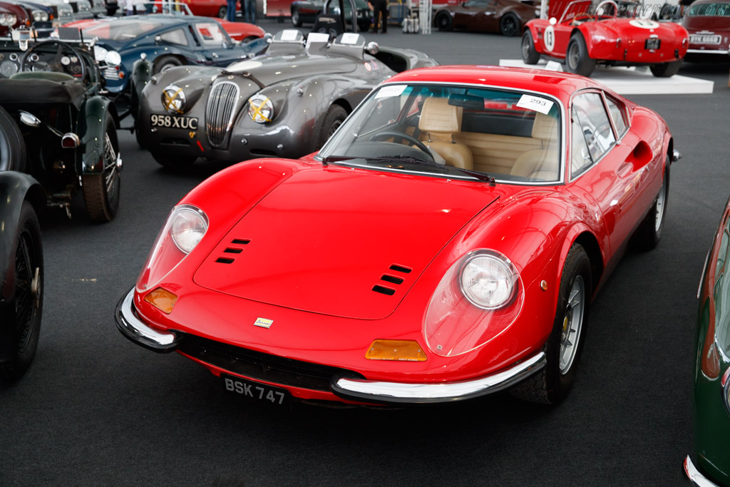 Ferrari 246 Dino GT - Chassis: 02640   - 2018 Goodwood Revival