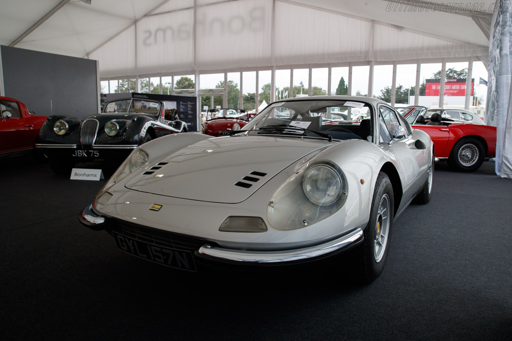 Ferrari 246 Dino GT - Chassis: 03354   - 2018 Goodwood Revival