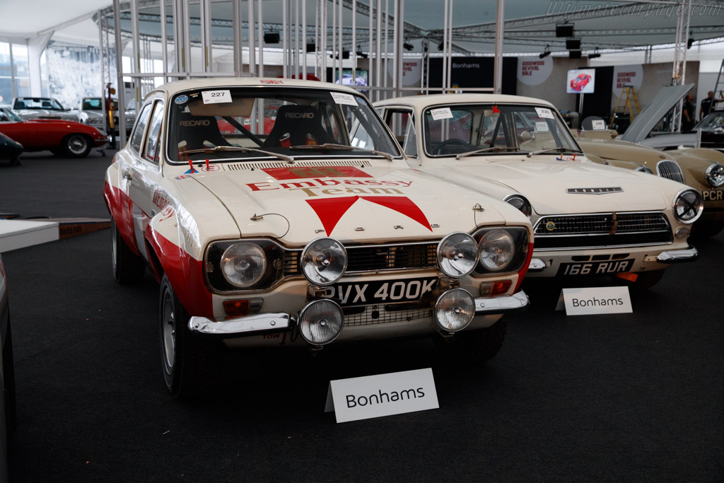 Ford Escort Mk1 Rally Car - Chassis: BBATLM59964   - 2018 Goodwood Revival