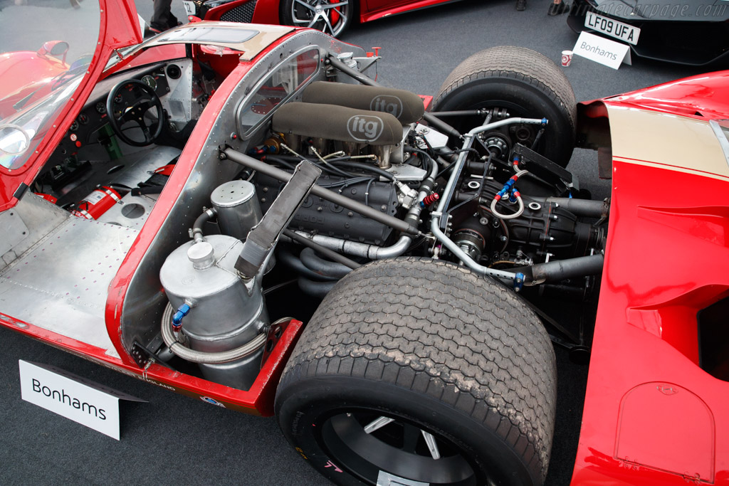 Ford F3L - Chassis: 002   - 2018 Goodwood Revival