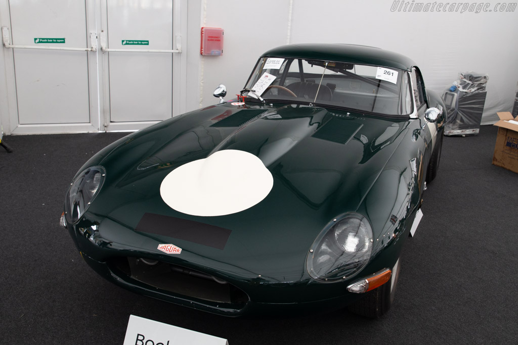 Jaguar E-Type Lightweight Recreation - Chassis: 876211   - 2018 Goodwood Revival