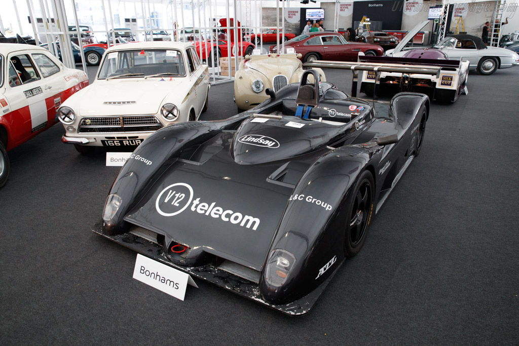 Lindsay LMP675 - Chassis: 001   - 2018 Goodwood Revival