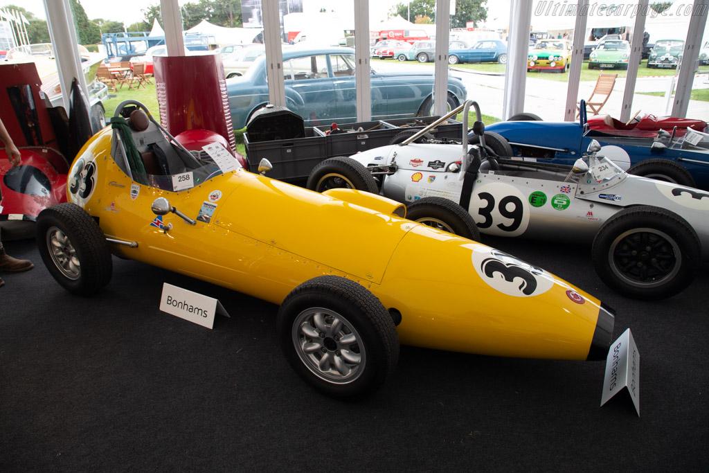 Sadler Formula Junior    - 2018 Goodwood Revival