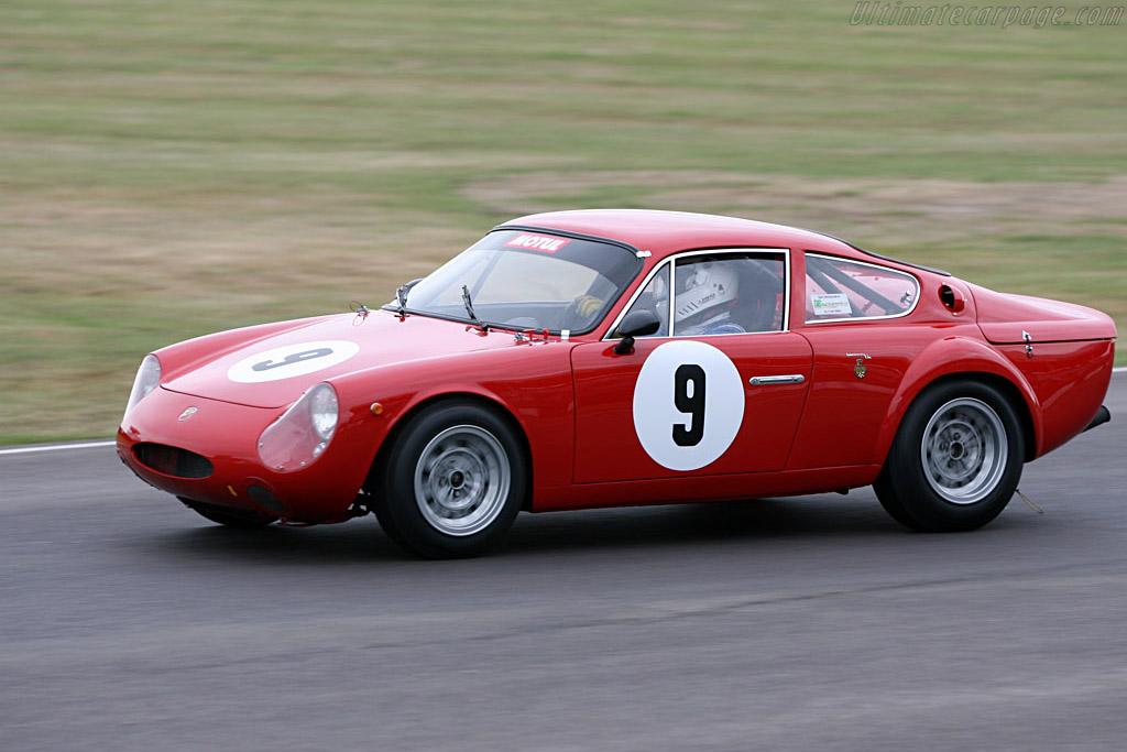 Abarth Simca 2000 GT - Chassis: 136.0054 - Entrant: John Ruston - Driver: Gareth Burnett  - 2006 Goodwood Revival