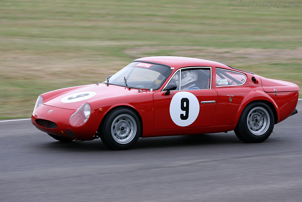 Abarth Simca 2000 Gt Chassis 136 0054 Entrant John