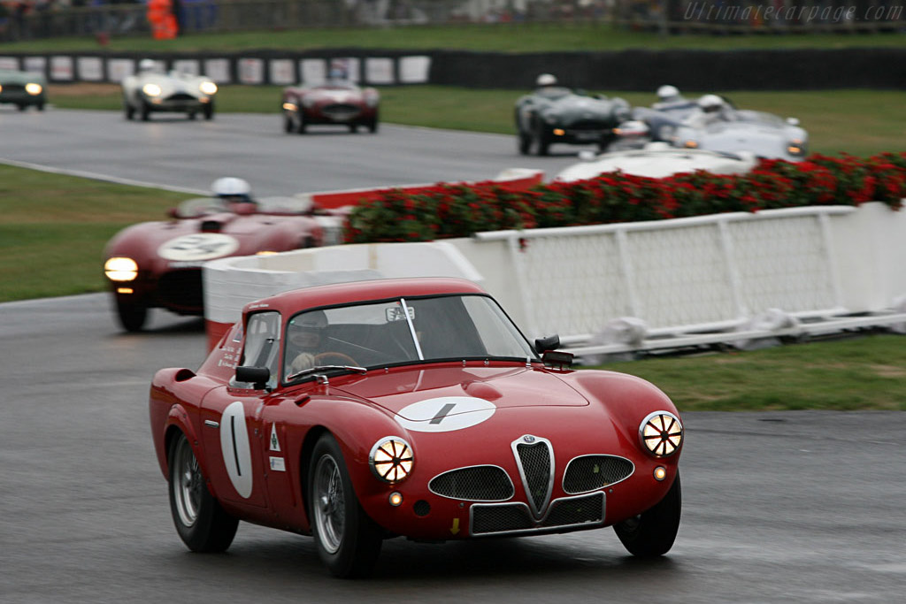 Alfa Romeo 3000 CM Coupe - Chassis: 1362.00126   - 2006 Goodwood Revival