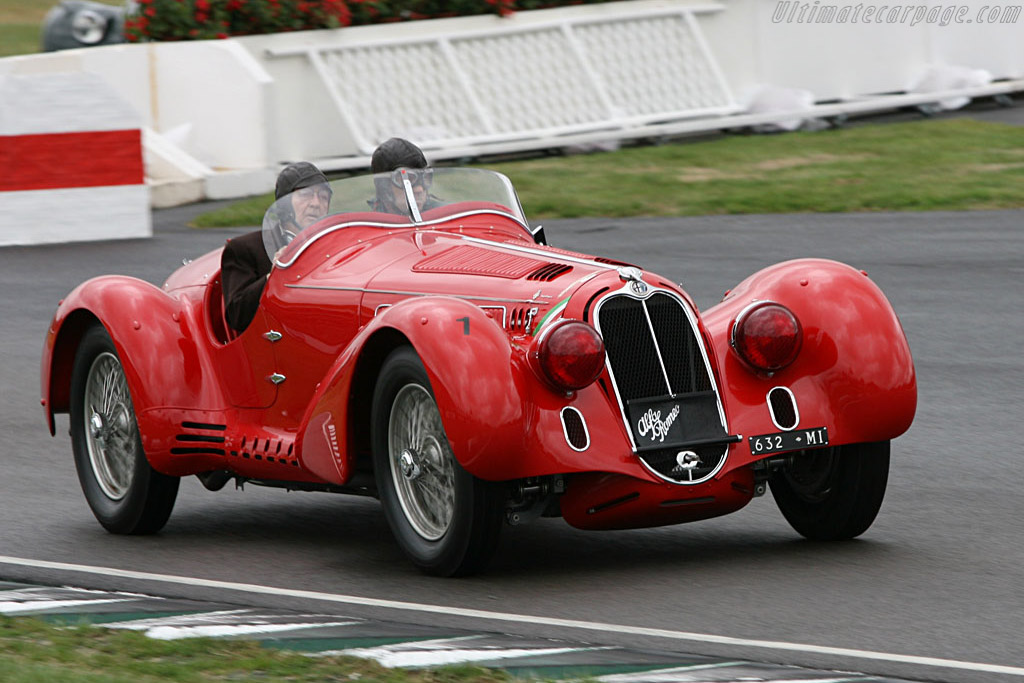 Alfa Romeo 8C 2900 MM    - 2006 Goodwood Revival