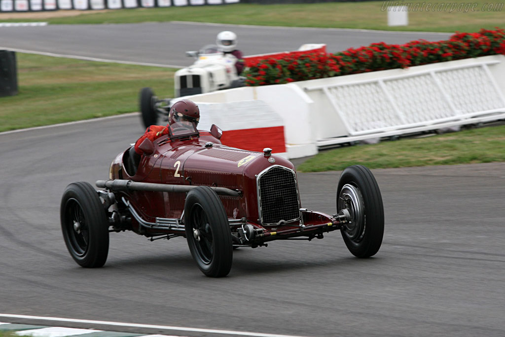 Alfa Romeo P3 - Chassis: 5003   - 2006 Goodwood Revival
