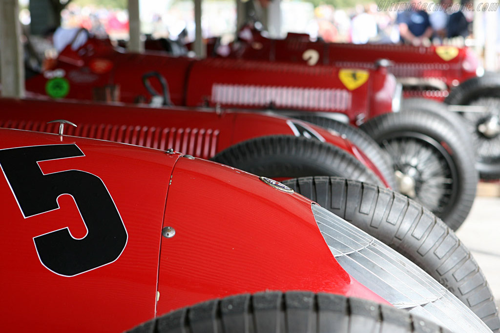 Alfa Romeos - Chassis: 50016   - 2006 Goodwood Revival