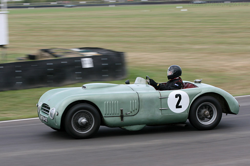 Allard J2X Le Mans    - 2006 Goodwood Revival