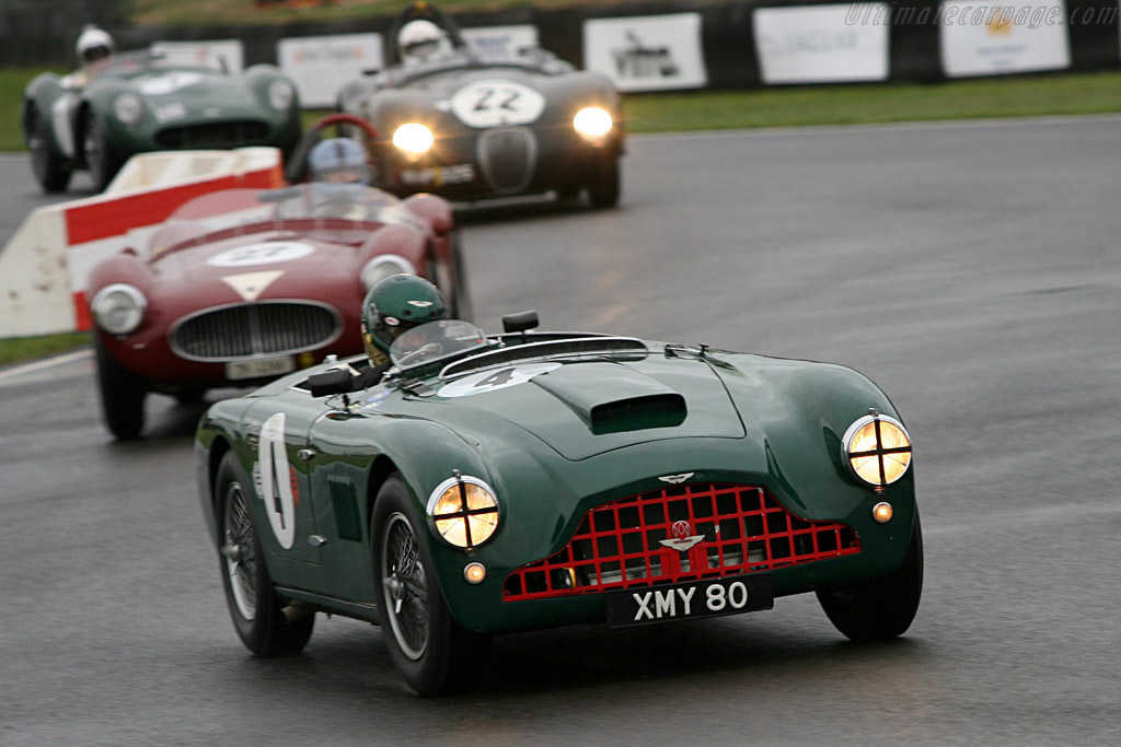 Aston Martin DB3 - Chassis: DB3/2   - 2006 Goodwood Revival