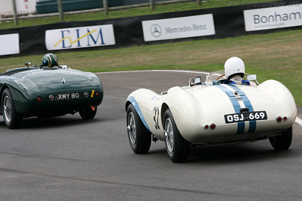Aston Martin DB3S - Chassis: DB3S/112  - 2006 Goodwood Revival