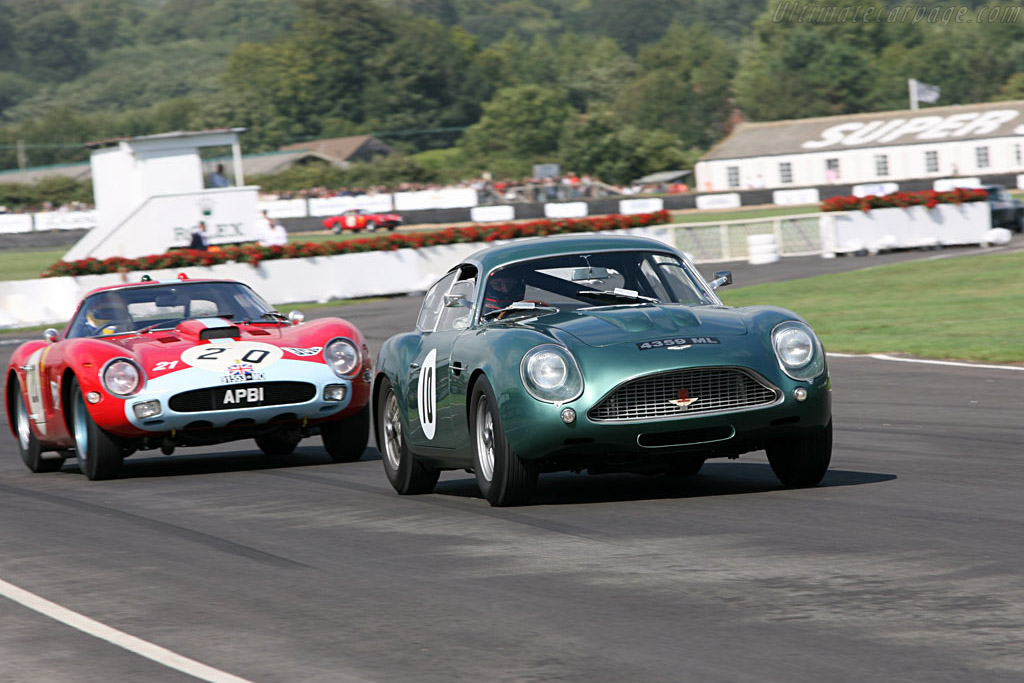 Aston Martin DB4 GT Zagato - Chassis: DB4GT/0184/R   - 2006 Goodwood Revival
