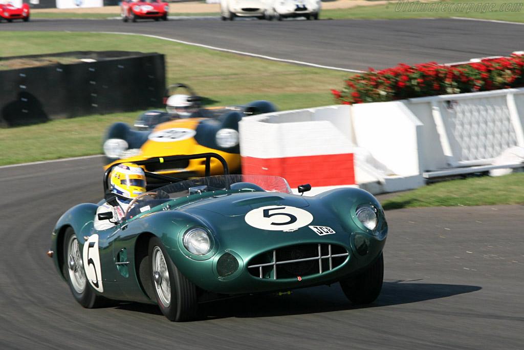 Aston Martin DBR2 - Chassis: DBR2/1 - Entrant: Anthony Bamford - Driver: Jean-Marc Gounon  - 2006 Goodwood Revival