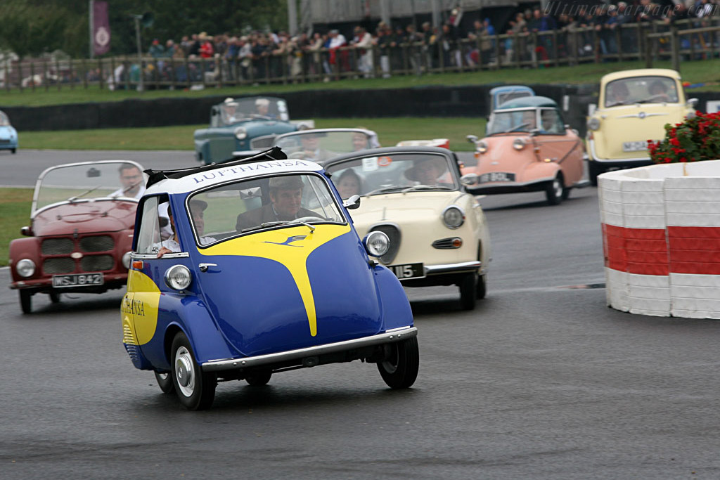 BMW Isetta 300    - 2006 Goodwood Revival