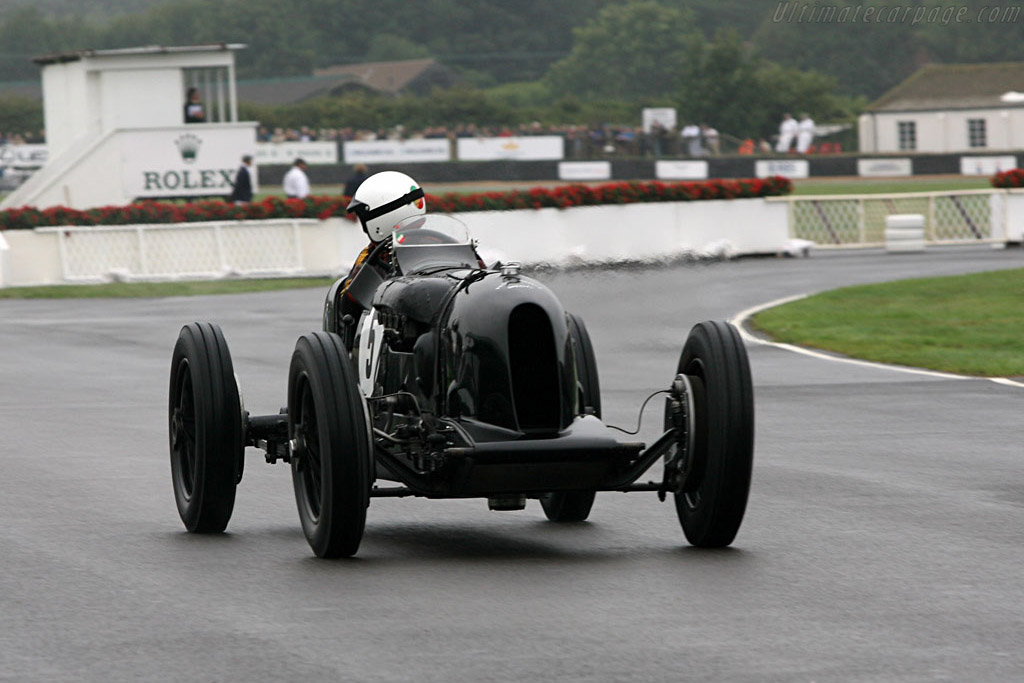 Bentley 'Pacey Hassan' Special    - 2006 Goodwood Revival