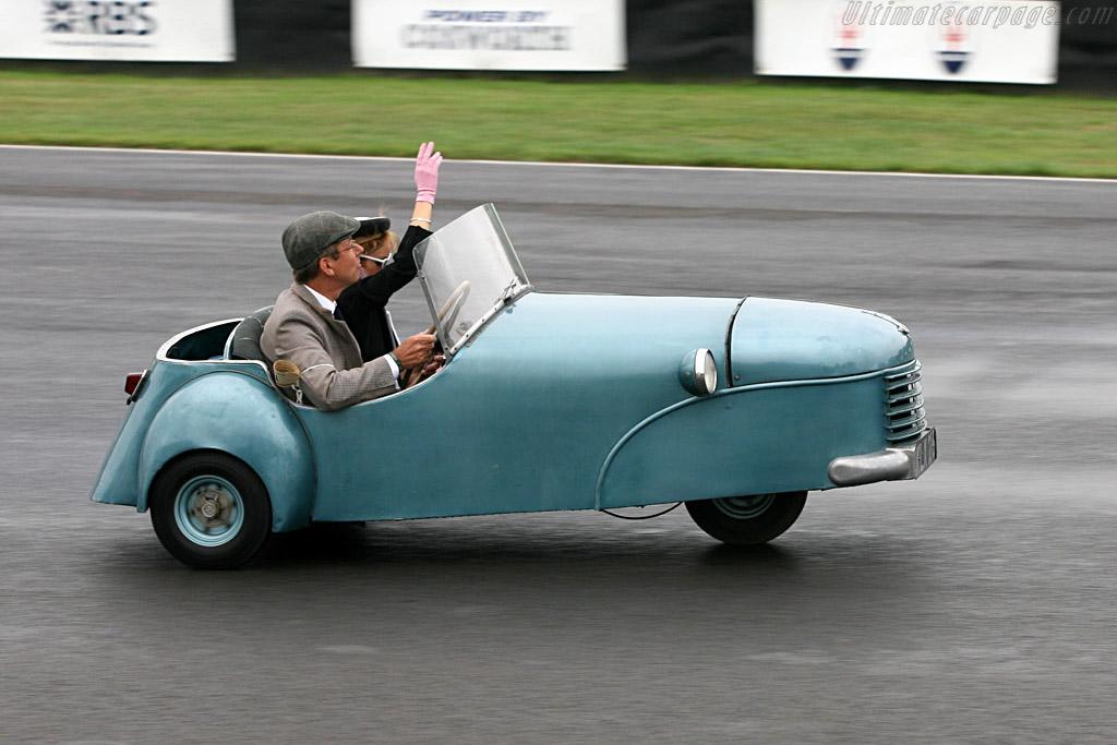 Bond Mk A    - 2006 Goodwood Revival