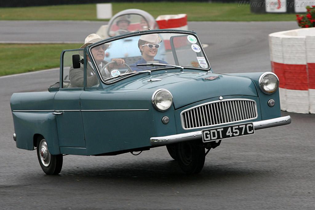 Bond Mk G    - 2006 Goodwood Revival