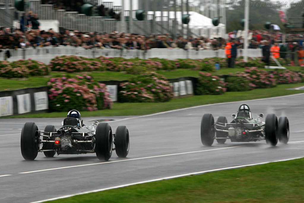 Brabham BT11 Climax (Rahal & Dayton) - Chassis: F1-1-64   - 2006 Goodwood Revival