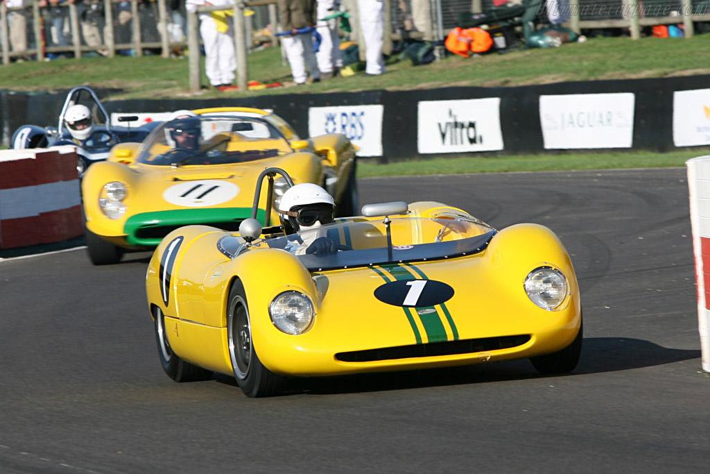 Brabham BT5 - Chassis: SC-1-63   - 2006 Goodwood Revival