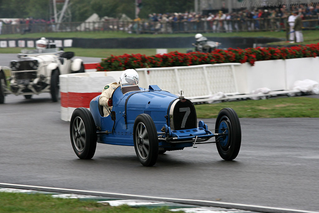 Bugatti Type 35B    - 2006 Goodwood Revival