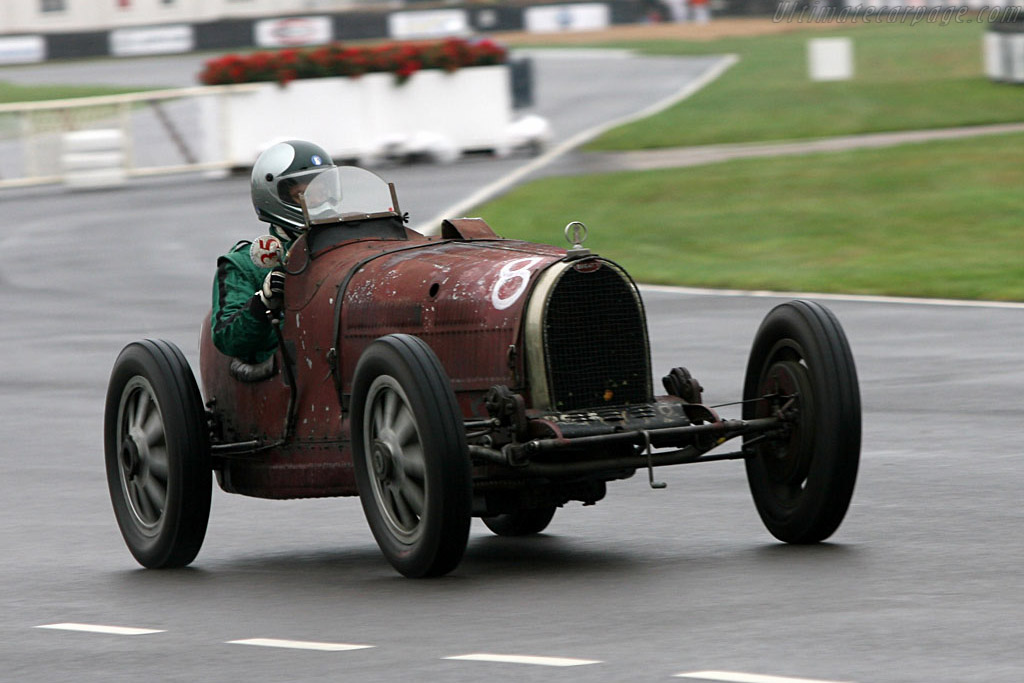 Bugatti Type 35C    - 2006 Goodwood Revival