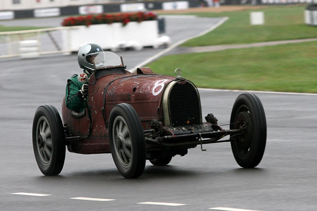 Bugatti Type 35C    - 2006 Goodwood Revival