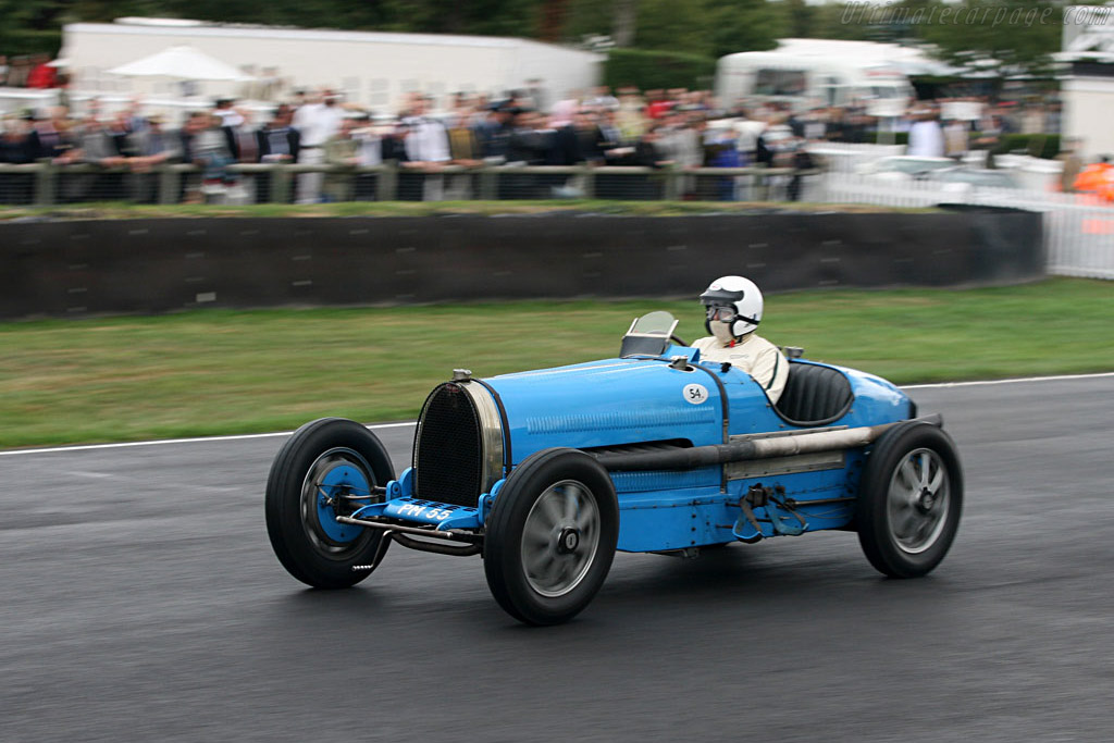 Bugatti Type 54 - Chassis: 54201   - 2006 Goodwood Revival