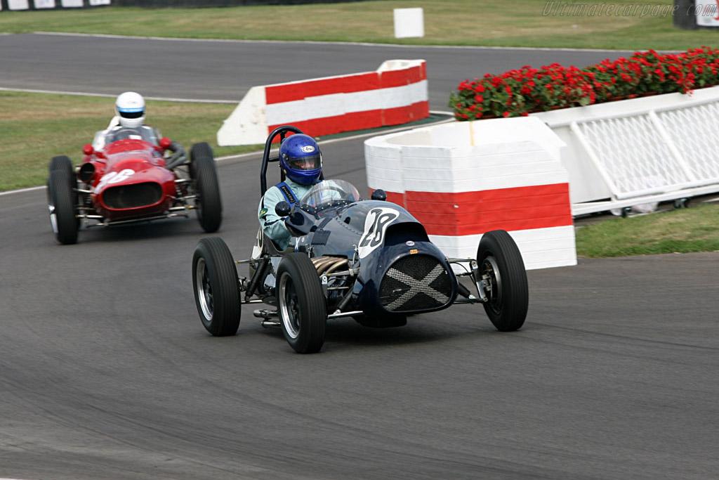Cooper T23 Bristol Mk2    - 2006 Goodwood Revival