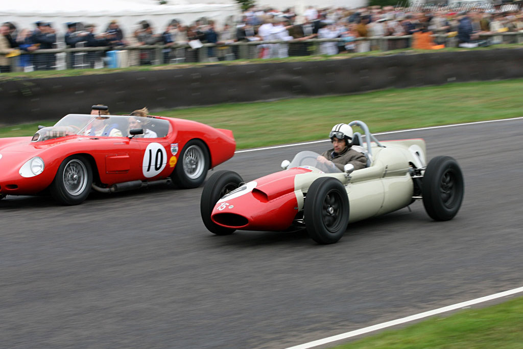 Cooper T51 Climax    - 2006 Goodwood Revival
